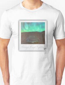 """Always Keep Fighting"" Tribute T-Shirt"