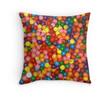 Chew on this! Throw Pillow
