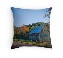 Autumn Countryside Throw Pillow