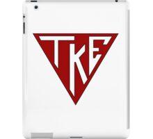 TKE: Triangle Logo iPad Case/Skin