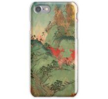⟁ v a n t   C o e u r - Tanba Province: Kanegasaka -REMIX- iPhone Case/Skin