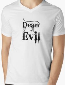Dean of Evil Mens V-Neck T-Shirt