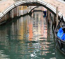 Venice Canal by silveraya