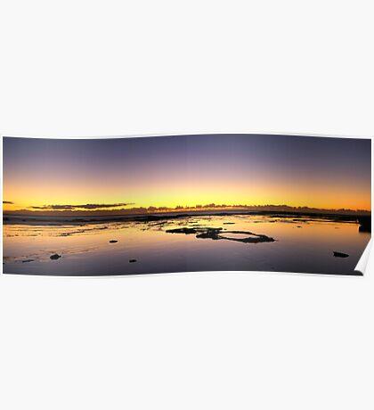 Turimetta Beach Sunrise (Australia) Poster
