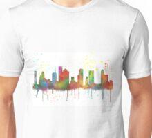 Houston, Texas Skyline Unisex T-Shirt