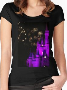 Wishes Women's Fitted Scoop T-Shirt