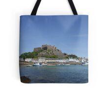 Jerseys' Gorey Castle Tote Bag