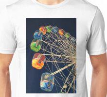 Twilight Ferris Wheel Unisex T-Shirt