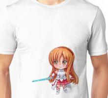 Sword Art Online Asuna Chibi1 Unisex T-Shirt