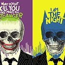The Stranger + The Night | Double Feature by butcherbilly