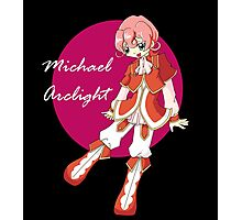 Michael Arclight Photographic Print