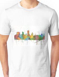 Fort Worth, Texas Skyline Unisex T-Shirt