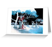 Cups Of Royal Tea - What Does Your Halloween Costume Reveal About You? Greeting Card