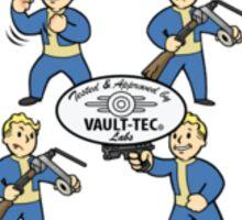 Vault Boy Print Sticker