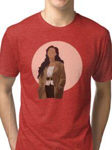 Minimalist Brennyn Lark as Eponine Tri-blend T-Shirt