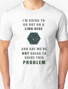 Problem solving Unisex T-Shirt