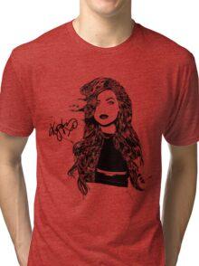 Kylie Jenner  Tri-blend T-Shirt