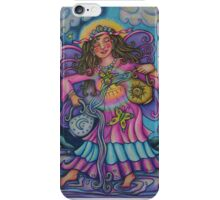 Tarot Pink Temperance iPhone Case/Skin