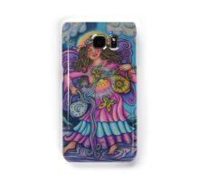 Tarot Pink Temperance Samsung Galaxy Case/Skin