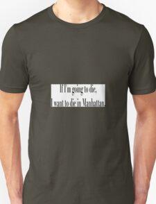 The Center of the World Unisex T-Shirt