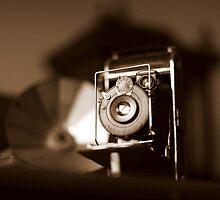 Authentic camera - Anastigmat Prima by FransBlokhuis