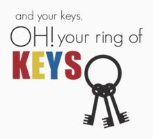 Ring of Keys by funhomies