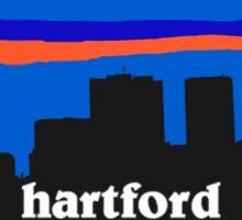 Hartford Skyline - Patagonia Sticker