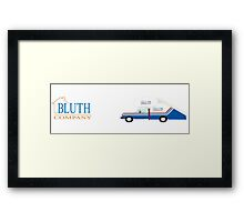 Arrested Development Mug Framed Print