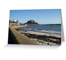 Gorey Castle Greeting Card