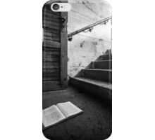 Knowledge leads to.. iPhone Case/Skin