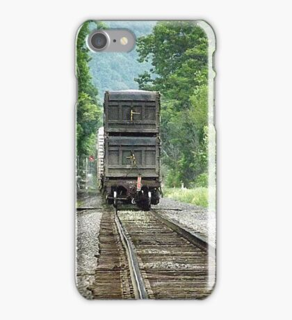 The Last Car~ Heading North iPhone Case/Skin