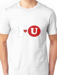 I love you t-shirt design T-Shirt