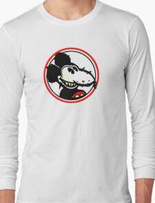 Mickey Rat Long Sleeve T-Shirt