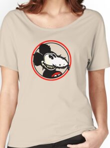 Mickey Rat Women's Relaxed Fit T-Shirt