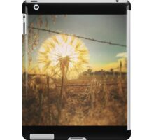Illuminated Dandelion  iPad Case/Skin