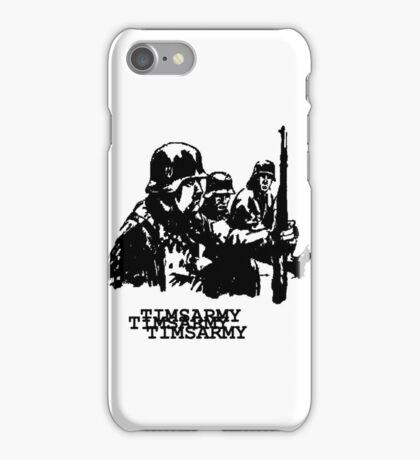 WW2 GERMAN ARMY iPhone Case/Skin