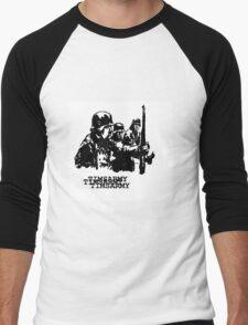 WW2 GERMAN ARMY Men's Baseball ¾ T-Shirt