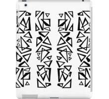 Triangle Repetition iPad Case/Skin
