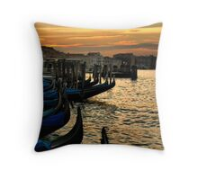Buon Giorno Venezia Throw Pillow
