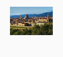 Impressions Of Florence - a View From the Top T-Shirt