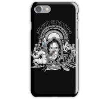 Servants of the Living iPhone Case/Skin