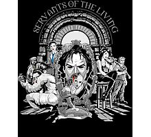 Servants of the Living Photographic Print