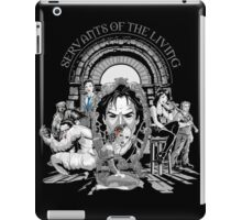 Servants of the Living iPad Case/Skin