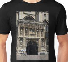 Main Entrance Canterbury Cathedral Unisex T-Shirt