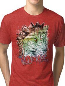 WOLFPUNK Tri-blend T-Shirt