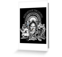 Servants of the Living Greeting Card