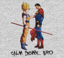 Calm Down.. BRO by Abdulaziz AlSayed