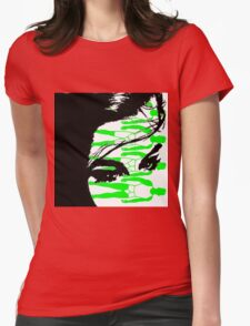 Undies Womens Fitted T-Shirt