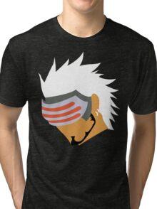 Godot Tri-blend T-Shirt