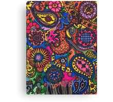 Bold Whimzy Canvas Print
